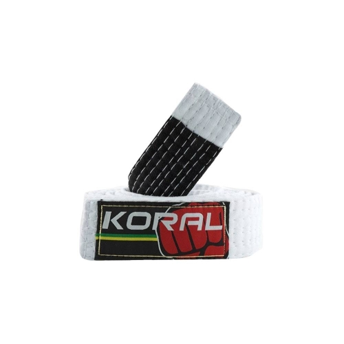 Faixa Infantil - Koral- Branca - M1