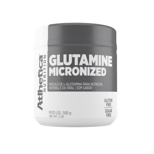 Glutamina Micronizada (500g) - Atlhetica Evolution
