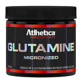 Glutamina Micronizada - Atlhetica Evolution - 500g