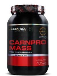 Carnpro Mass Probiótica - Chocolate - 1,5Kg
