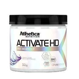 Activate HD - Atlhetica Nutrition - Uva - 240g