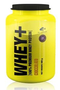 Whey + 4 Plus Nutrition - Chocolate - 2Kg