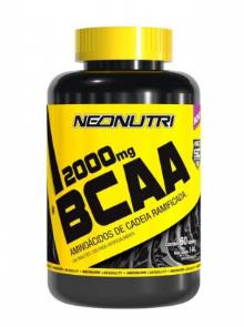 BCAA 2000mg - Neo Nutri - 60 Tabletes