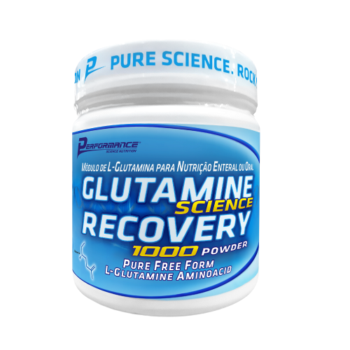 Glutamina Science Recovery 1000 Powder (300g) - Performance Nutrition
