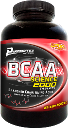 BCAA Science 2000 - Performance Nutrition - 100 Tabletes