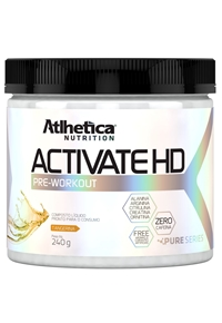 Activate HD - Atlhetica Nutrition - Tangerina - 240g