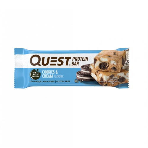 Quest Bar - Protein Bar - Cookies - 60g