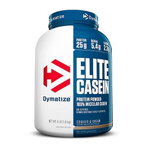 Elite Casein 1.800g Cookies - Dymatize