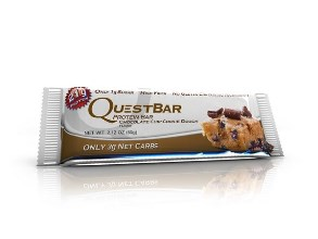 Quest Bar - Protein Bar - Chocolate Chip Cookie Dough - 60g