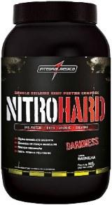 Nitro Hard Darkness - Integralmédica - Chocolate - 907g
