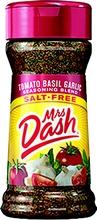 Tempero - Mrs. Dash - Tomate e Alho