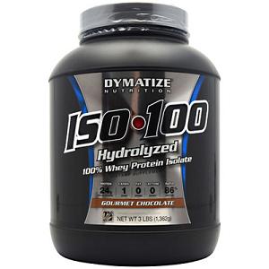 Iso 100 Dymatize - Chocolate - 1.342g (val 02/2018)