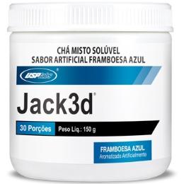 Jack 3D Framboesa Azul (150g) - USP Labs