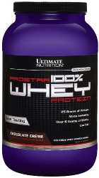 Prostar Whey Protein - Ultimate Nutrition - Chocolate - 907g