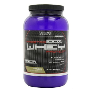 Prostar Whey Protein - Ultimate Nutrition - Natural - 907g