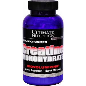 Creatina - Ultimate Nutrition - 300g