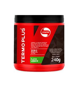 Termo Plus Vitafor - Limão - 240g