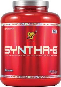 Syntha-6 Sabor Morango (1.900g) - BSN