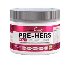 Pre Hers - Body Action - Berry - 100g