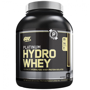 Platinum Hydro Whey Optimum Nutrition Chocolate - 1,5kg