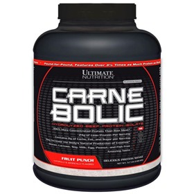 Carne Bolic - Ultimate Nutrition - Baunilha - 1.650g
