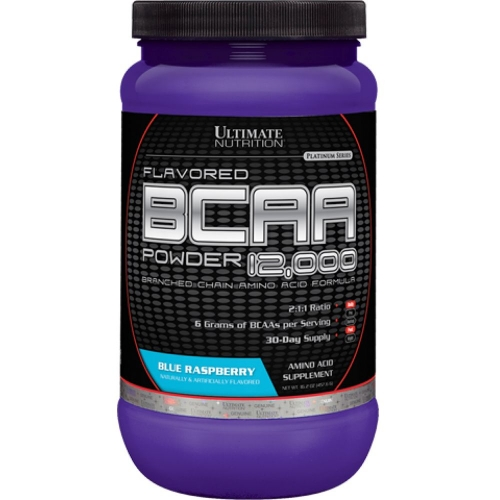 BCAA Powder 12.000 - Ultimate Nutrition - Laranja - 457g
