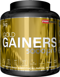 Gold Gainers Pro 5000 - Procorps - Chocolate - 3 Kg