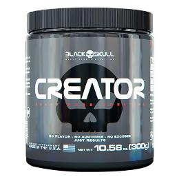 Creator - Black Skull - 300g