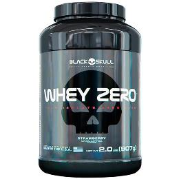 Whey Zero - Black Skull - Chocolate - 907g