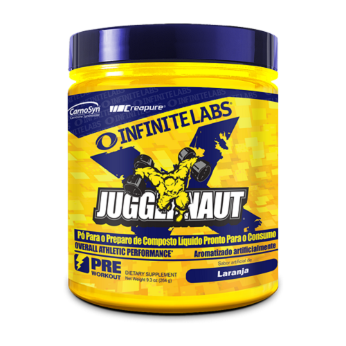 Juggernaut - Infinite Labs - Limonada Rosa - 264g