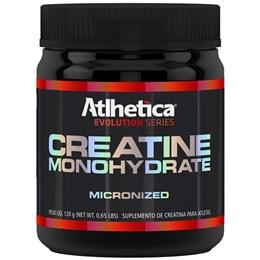 Creatina Monohydratada Micronizada (120g) - Atlhetica Evolution
