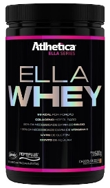 Ella Whey - Atlhetica Evolution - Chocolate Belga - 600g