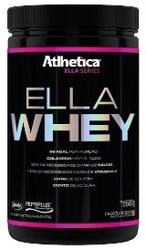Ella Whey - Atlhetica Evolution - Morango - 600g