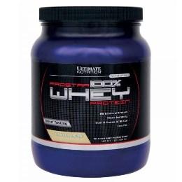 Prostar Whey Protein - Ultimate Nutrition - Baunilha - 454g