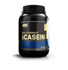 Caseina Optimum Nutrition / Casein 100% Gold Standard Baunilha - 909g