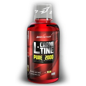 L-Carnitina Pure 2000 - Body Action - Limão - 480ml