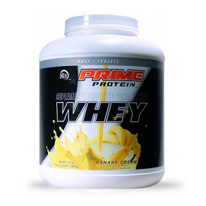 Prime Protein Isolate - SES - Banana - 2,269g