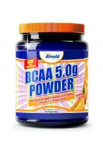 BCAA 5.0g Powder - Arnold Nutrition - Laranja - 800g
