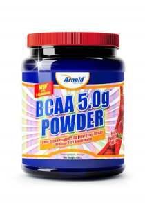 BCAA 5.0g Powder - Arnold Nutrition - Frutas Tropicais - 800g