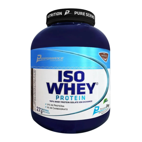 Iso Whey Protein Performance Nutrition Chocolate - 2Kg