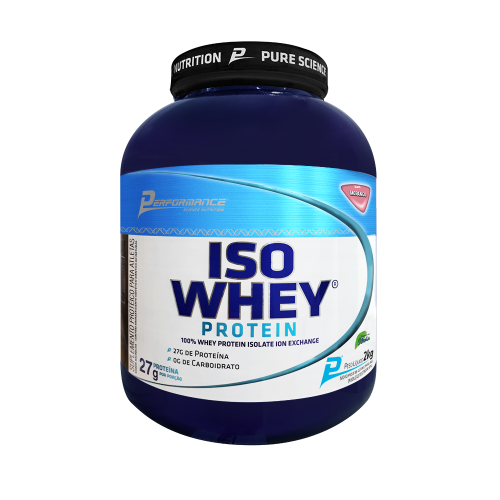 Iso Whey Protein Performance Nutrition Morango - 2.273g