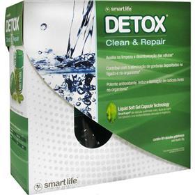 Detox Caps - Smart Life - 60 Cápsulas