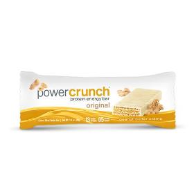 Power Crunch Original Bio Nutricional Amendoim Creme - 40g