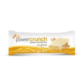 Power Crunch Original Bio Nutritional Sabor Amendoim Creme (1 Unidade de 40g) - BNRG
