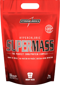 Super Mass Refil - Integralmédica - Chocolate - 3Kg
