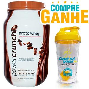 Proto Whey Bio Nutritional Chocolate - 910g