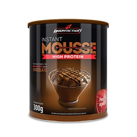 Instant Mousse - Body Action - Chocolate - 300g