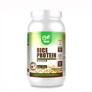 Rice Protein - Proteina do Arroz - Be Green - Chocolate - 1 Kg