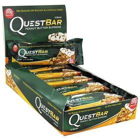Quest Bar - Protein Bar - 1 Caixa ( 12 Unidades) - Supreme
