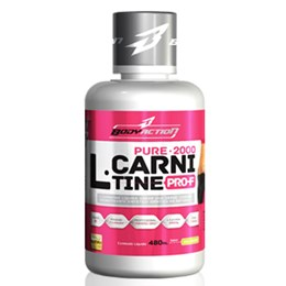L-Carnetine Pure 2000 Pro-F - Body Action - Uva Verde - 480ml